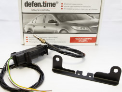 Замок капота и КПП DefenTime Combo Plus Nissan Almera