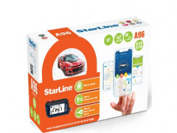 GSM автосигнализация StarLine A96 2CAN+2LIN GSM GPS