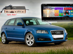 Магнитола для Audi A4 RedPower 51050 IPS DSP ANDROID 8+